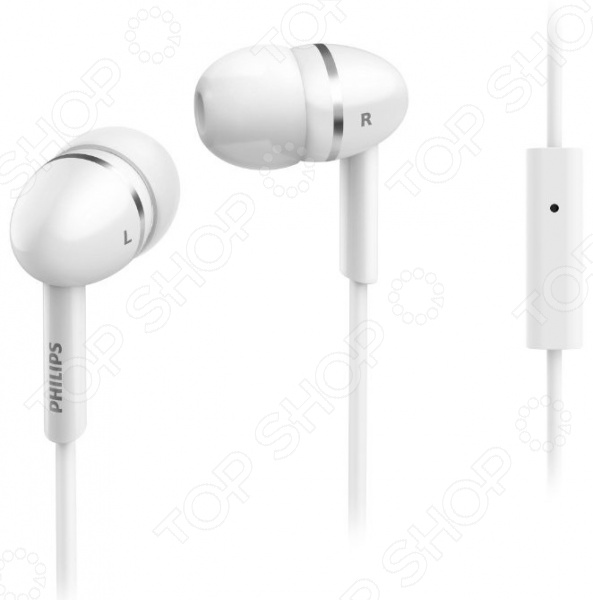 Гарнитура Philips SHE1455 гарнитура philips she1455 white