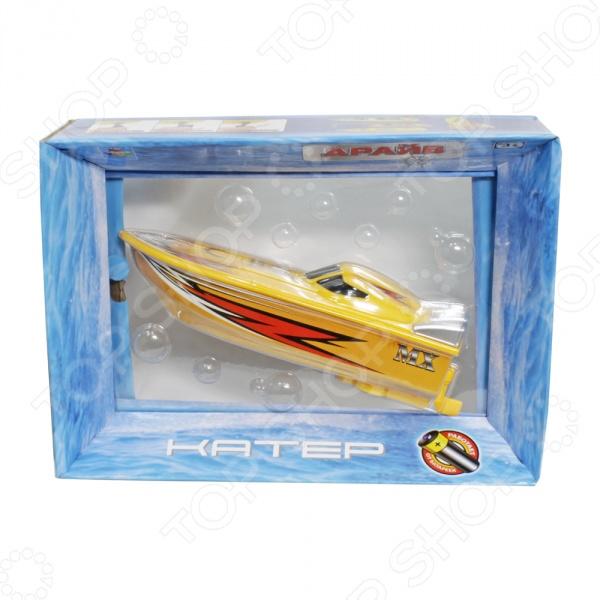 Игрушка для ванны детская 1 Toy «Скоростной катер». В ассортименте
