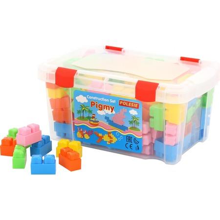Купить Конструктор игровой POLESIE «Малютка» в контейнере