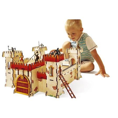 Купить Игрушка-конструктор WOODY «Крепость»