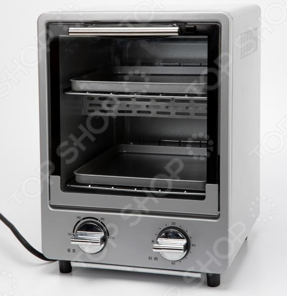 Мини-духовка электрическая «Домашние рецепты» Мини-духовка электрическая Домашние рецепты способна заменить...
