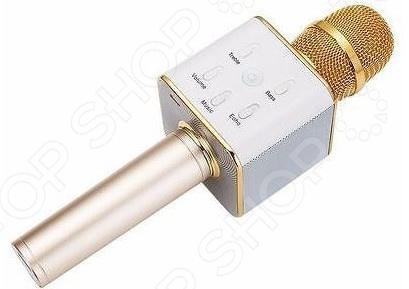Микрофон для караоке Q7. В ассортименте