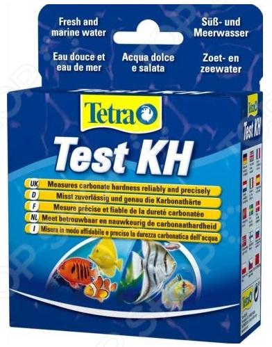 Тест на карбонатную жесткость Tetra Test KH