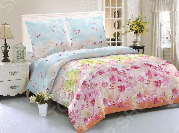 Комплект постельного белья Amore Mio Vienna. 1,5-спальный