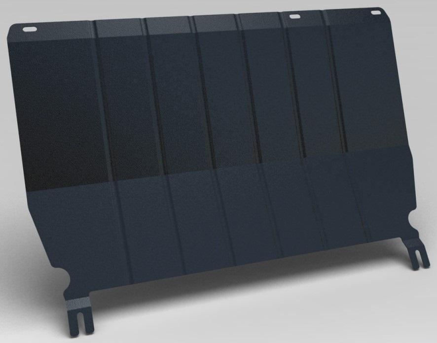 Комплект: защита картера и крепеж EKO для Nissan Qashqai, 2014