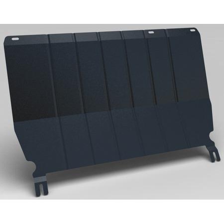 Купить Комплект: защита картера и крепеж EKO для Nissan Qashqai, 2014