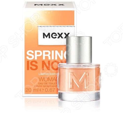 Туалетная вода женская MEXX Spring Is Now Woman