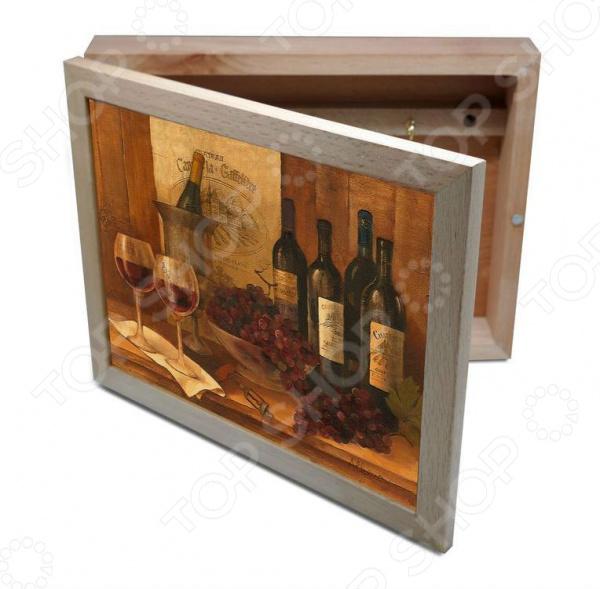 Ключница Gift'n'home «Винтажные вина»
