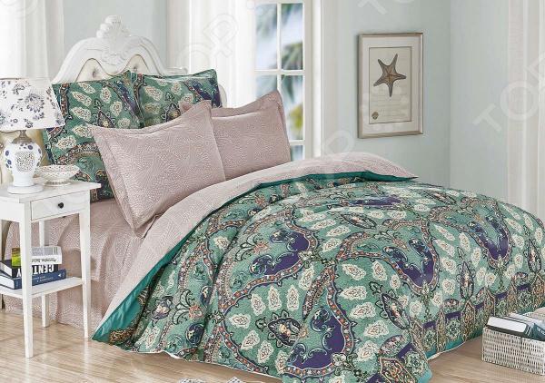 Комплект постельного белья Cleo 452-SK недорго, оригинальная цена