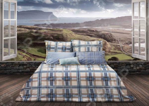 Комплект постельного белья Сова и Жаворонок «Герой Шотландии»