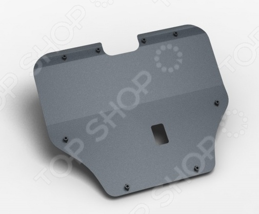 Комплект: защита картера и крепеж NLZ Mazda 6/2009-2012: 1,8/2,0/2,5 бензин МКПП/АКПП