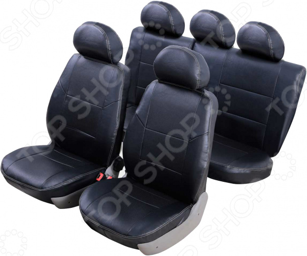 Набор чехлов для сидений Senator Atlant Ford Focus 2 Комфорт 2005-2011 комплект чехлов на весь салон senator dakkar s3010391 renault duster от 2011 black