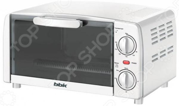 Мини-печь BBK OE0912M мини печь bbk oe2654m 2p white black