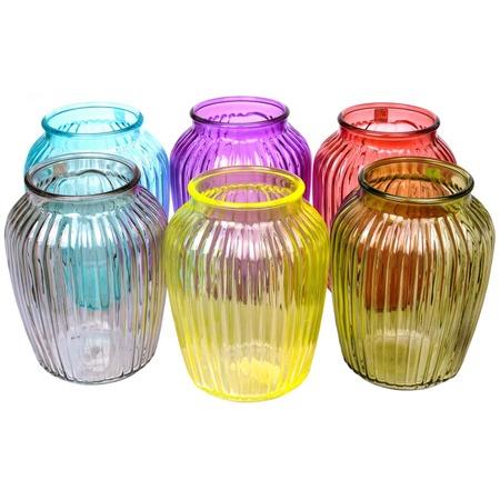 Купить Ваза Nina Glass «Луана». В ассортименте