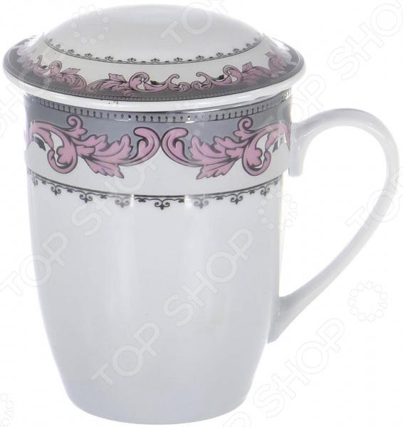 Zakazat.ru: Кружка заварочная OlAff Mug Cover LRS-MSCM-008