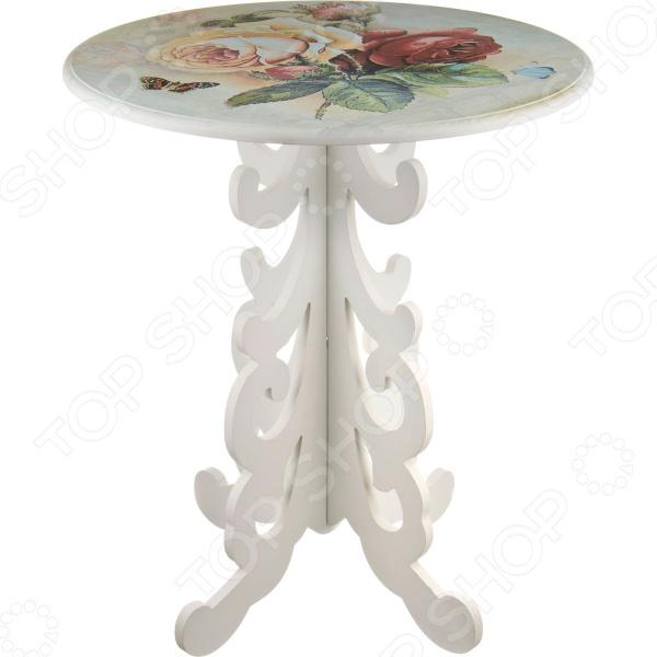 Столик журнальный 442-021 набор мебели краснокамская игрушка столик с четырьмя стульчиками км 03