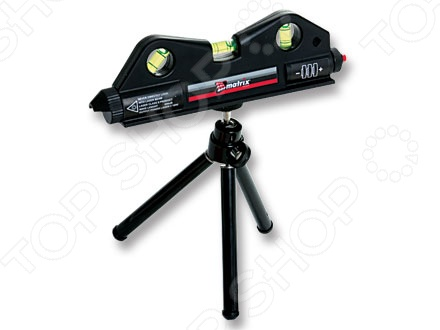Уровень лазерный MATRIX 35020 лазерный уровень matrix 35027