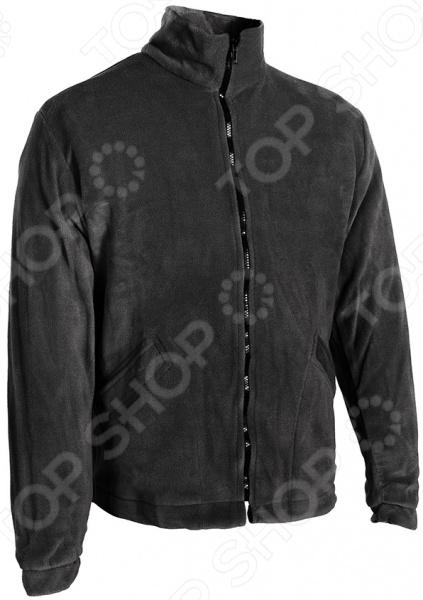 Куртка флисовая Huntsman «Байкал». Цвет: черный Куртка флисовая Huntsman «Байкал». Цвет: черный /