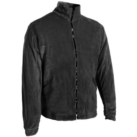 Куртка флисовая Huntsman «Байкал». Цвет: черный