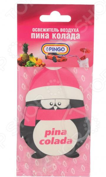 Ароматизатор воздуха PINGO «Пина колада» автомобильные ароматизаторы chupa chups ароматизатор воздуха chp303