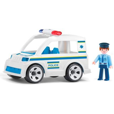 Купить Машинка игровая EFKO «Полицейский автомобиль и водитель»