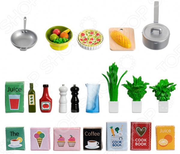 Фото - Аксессуары для домика Lundby «Все для кухни» все для кухни