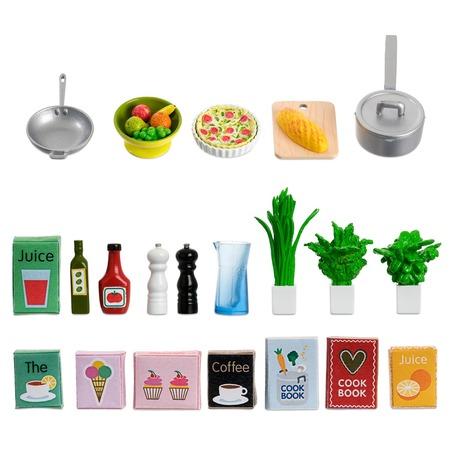 Купить Аксессуары для домика Lundby «Все для кухни»