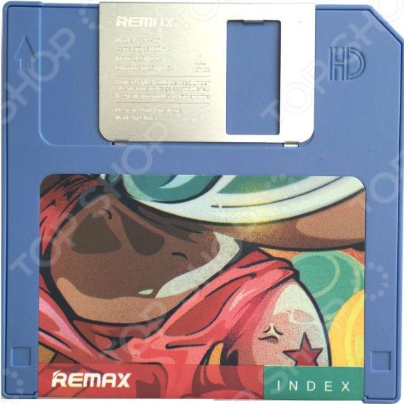 Аккумулятор внешний REMAX Disk RPP-17. В ассортименте