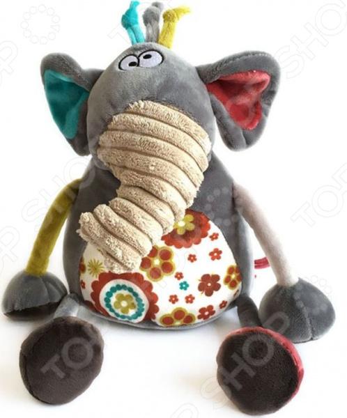 Мягкая игрушка Gulliver «Слоник Робби»