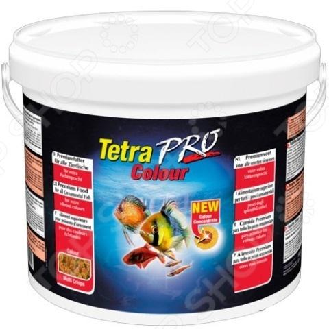 Корм для декоративных рыб Tetra Pro Colour