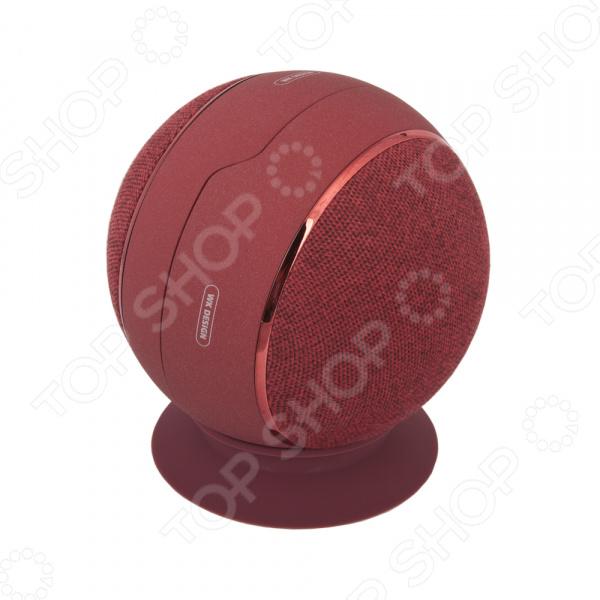 Колонка портативная беспроводная WK SP500 Колонка портативная беспроводная WK SP500 /Красный