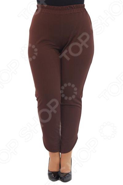 Брюки Матекс «Меркурий». Цвет: коричневый платье матекс уютная цвет синий