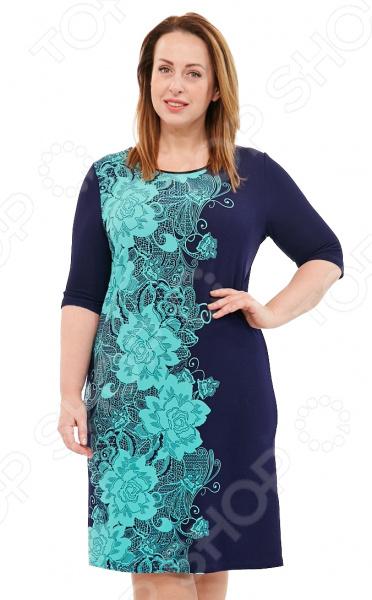 Платье Лауме-Лайн «Три полуграции». Цвет: изумрудный блуза лауме лайн перелетная птица цвет бордовый