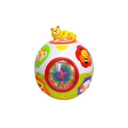 Купить Неваляшка Huile Toys «Музыкальный мяч»