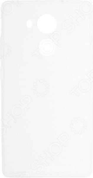 Чехол защитный skinBOX 4People slim для Huawei Mate 8