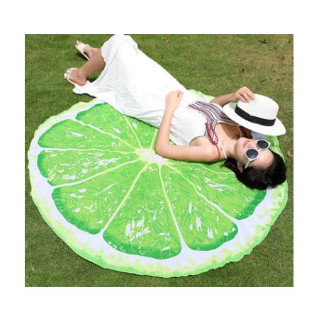 Купить Покрывало-парео пляжное Beach Towel «Лайм»