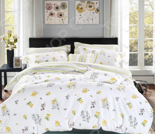 все цены на Комплект постельного белья Cleo 050-SR онлайн
