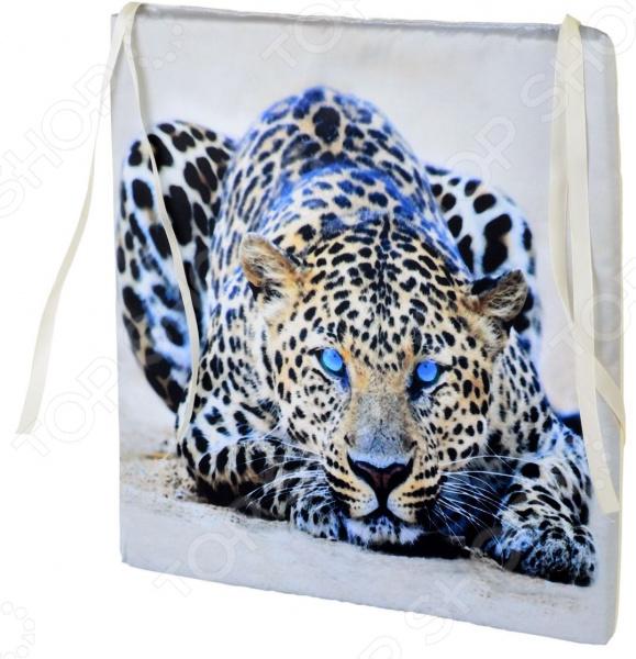Сидушка на стул Gift'n'home «Леопард» Gift'n'home - артикул: 1754490