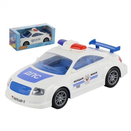 Купить Машинка инерционная игрушечная POLESIE «ДПС. Минск»