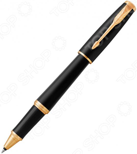 Ручка-роллер Parker Urban Core Muted Black GT parker ручка перьевая urban muted black gt черная