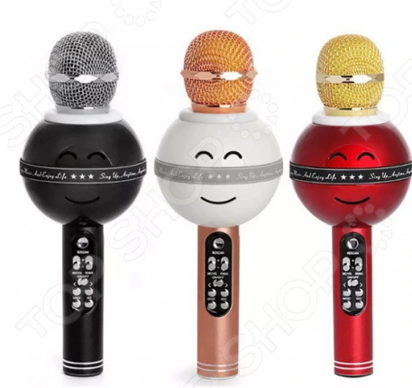 фото Микрофон для караоке WS 878, Микрофоны