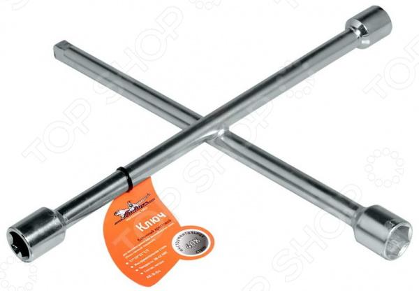 Ключ баллонный крестовой Airline AK-B-04 1pc pull type solenoid electromagnet dc 12v 16mm tubular solenoids with spring return hot sale