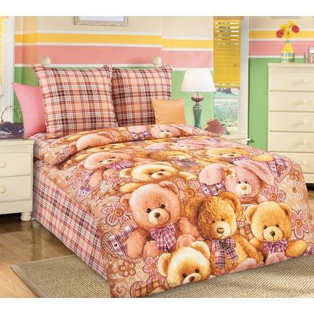Купить Детский комплект постельного белья Бамбино «Мишкины друзья»