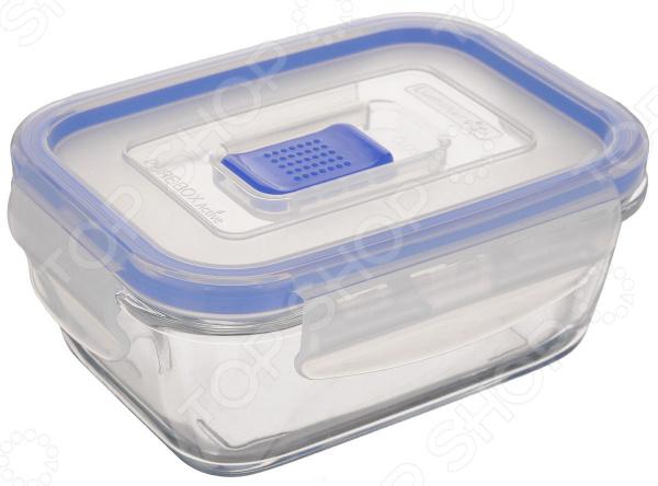 Контейнер для продуктов прямоугольный Luminarc Purebox Active