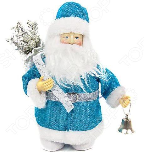 Кукла под елку Новогодняя сказка «Дед Мороз» 973727 фигурки игрушки новогодняя сказка дед мороз под елку 15 см фиолет page 4