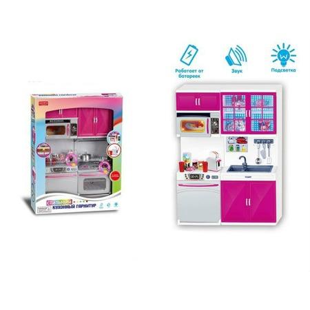 Купить Мебель для куклы Shantou Gepai «Кухонный гарнитур»