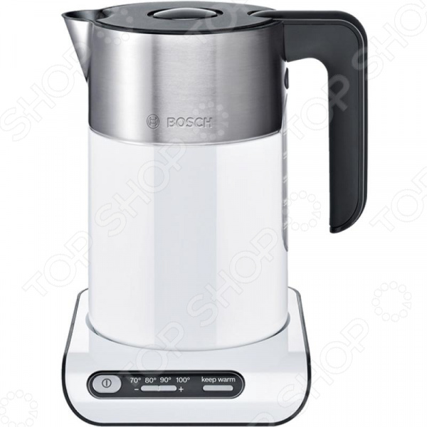 Чайник Bosch TWK 8611 P электрический чайник bosch twk 8611 p twk 8611 p
