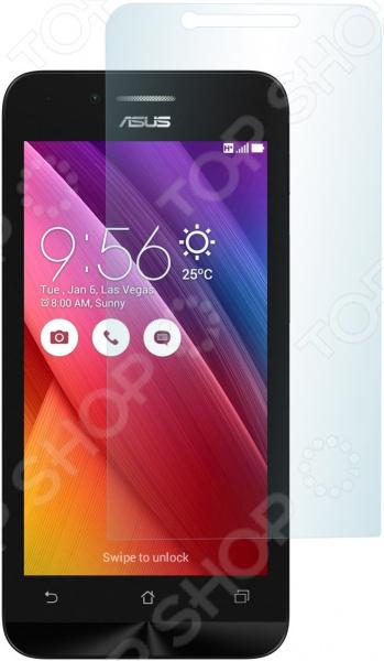 Стекло защитное skinBOX ASUS ZenFone Go ZC500TG asus zenfone go zc500tg 8gb dual sim black