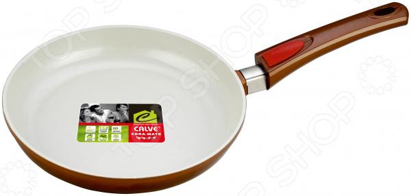 Сковорода со съемной ручкой Calve Cera-Mate