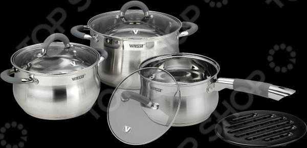 Набор кухонной посуды Vitesse VS-2039 набор кухонной посуды